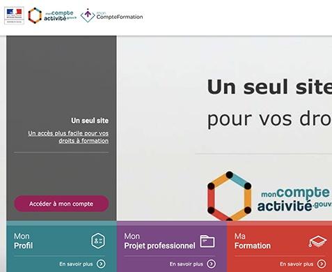 Site web CPF