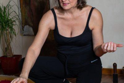 Massage-bien-être aux huiles essentielles